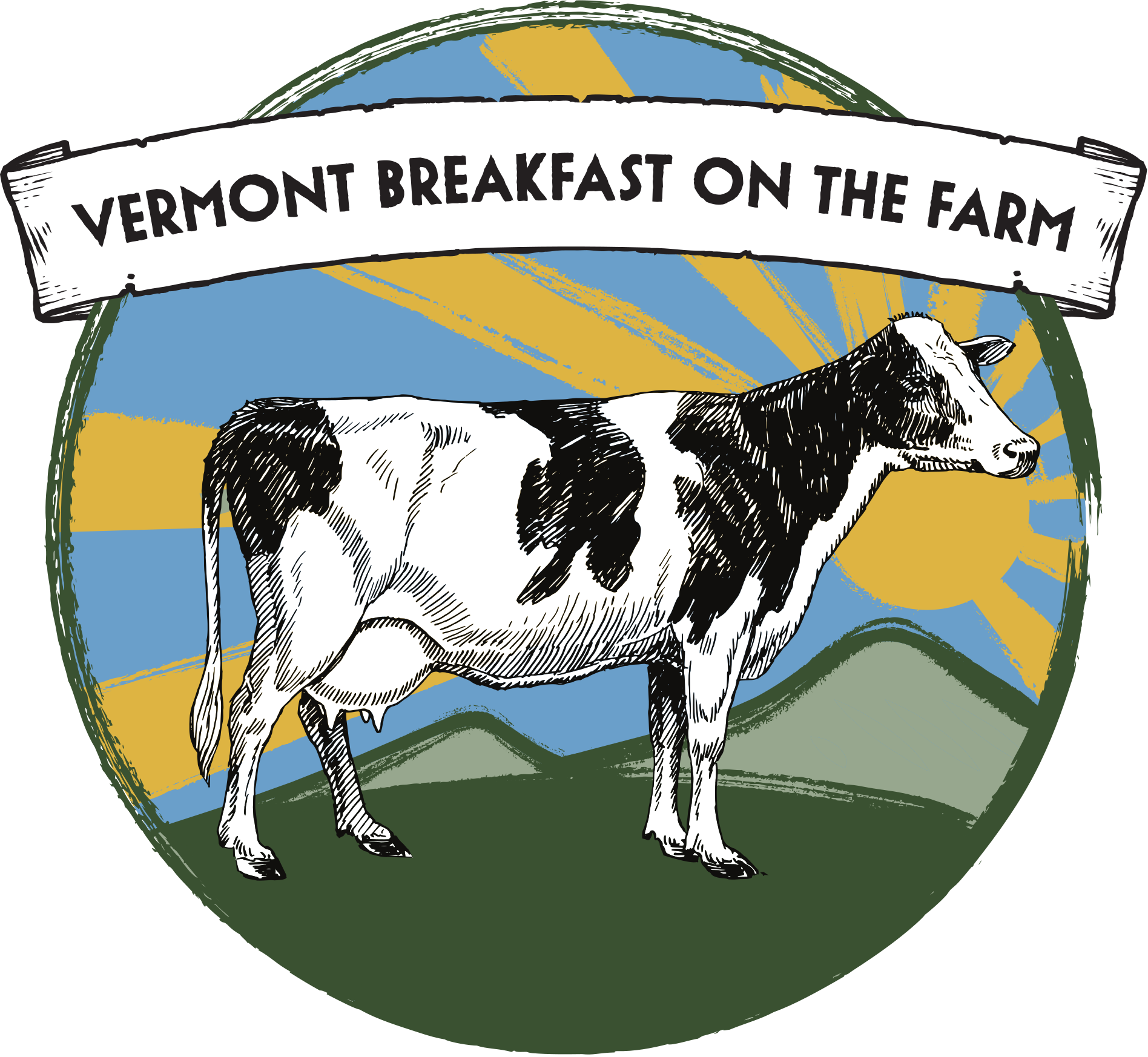Vermont Breakfast on the Farm